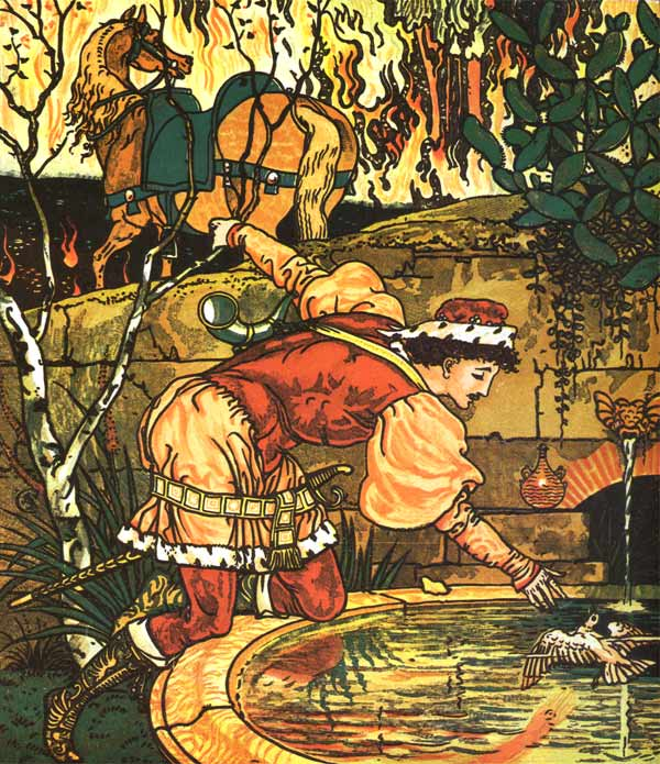 The Project Gutenberg eBook of The Frog Prince and other