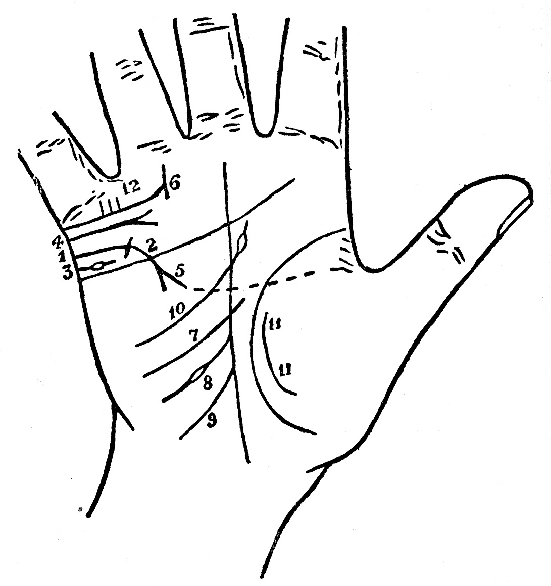 The project gutenberg ebook of palmistry for all by cheiro m4hsunfo