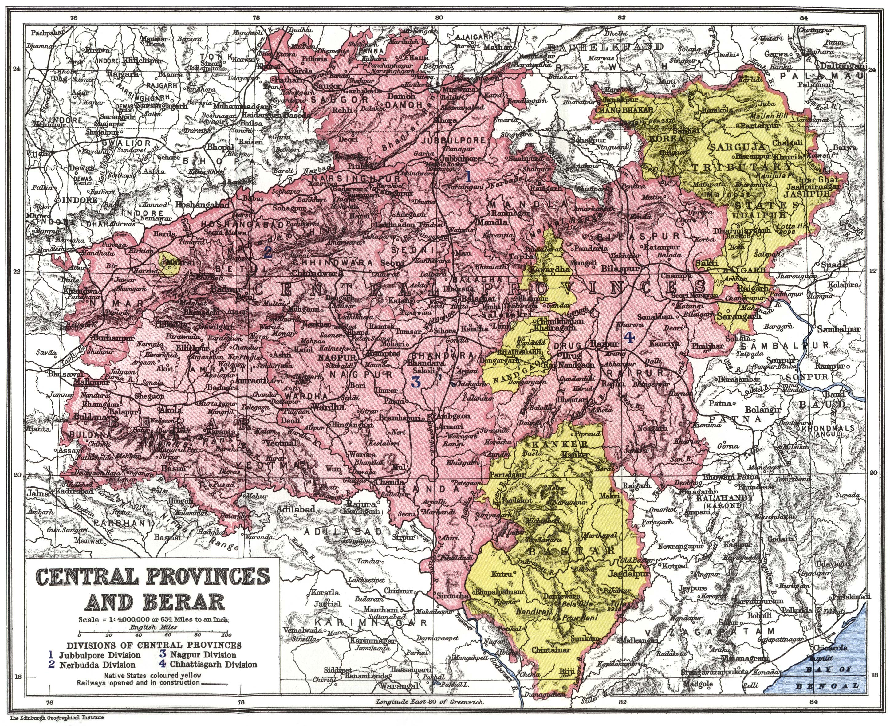 The Tribes and Castes of the Central Provinces of India—Volume I d43b7f72a