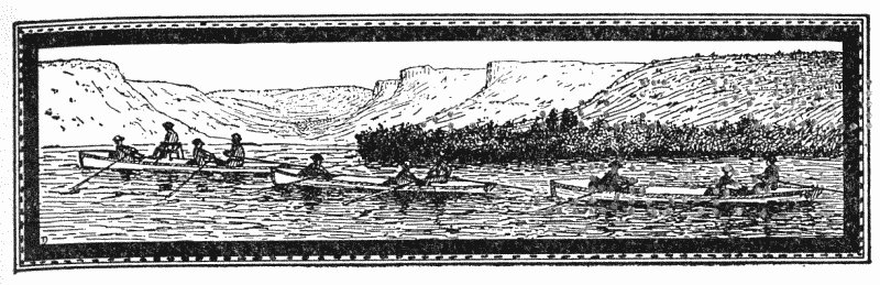 The Project Gutenberg eBook of A Canyon Voyage, By ...