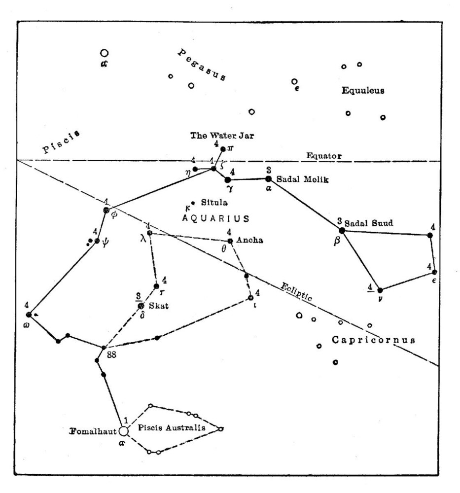 The Project Gutenberg eBook of A Field book of the Stars, by