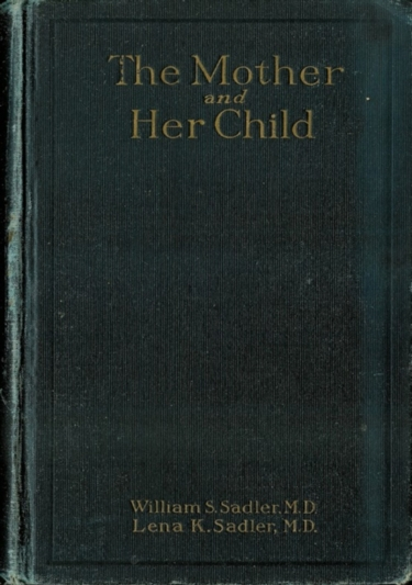 The project gutenberg ebook of the mother and her child by cover fandeluxe Images