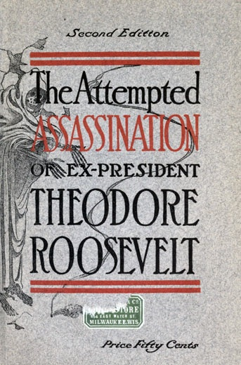 The project gutenberg ebook of the attempted assassination of ex book cover fandeluxe Images