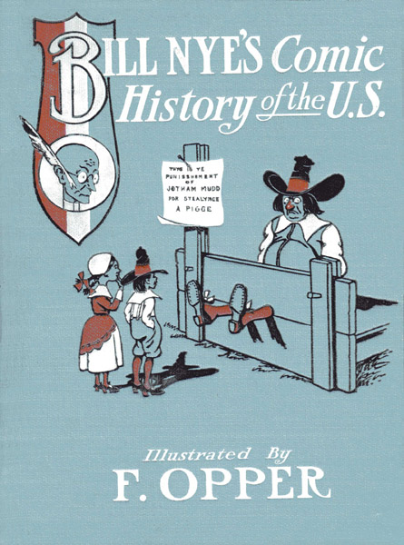 The project gutenberg ebook of bill nyes history of the united states bill nyes history of the fandeluxe Images