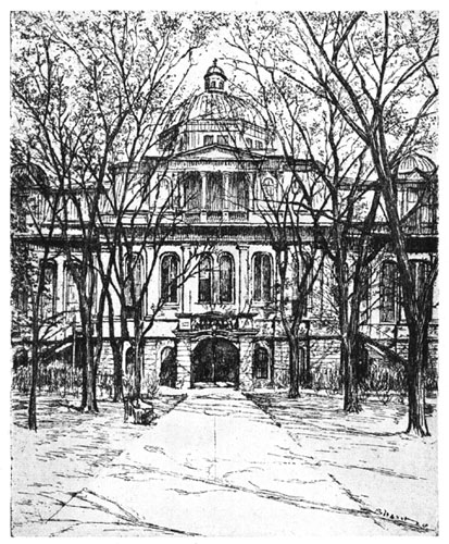The Project Gutenberg Ebook Of The University Of Michigan By