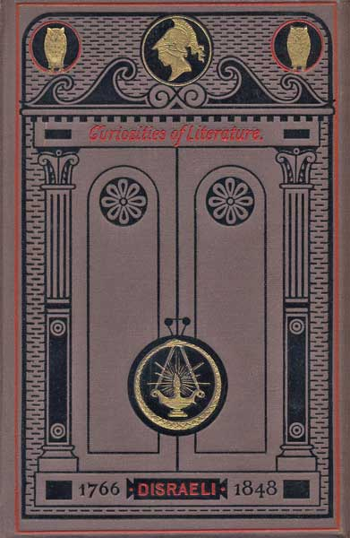 The Project Gutenberg Ebook Of Curiosities Of Literature By Isaac