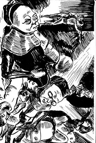 Star Wars Republic Rendezvous Western Manga Luscious