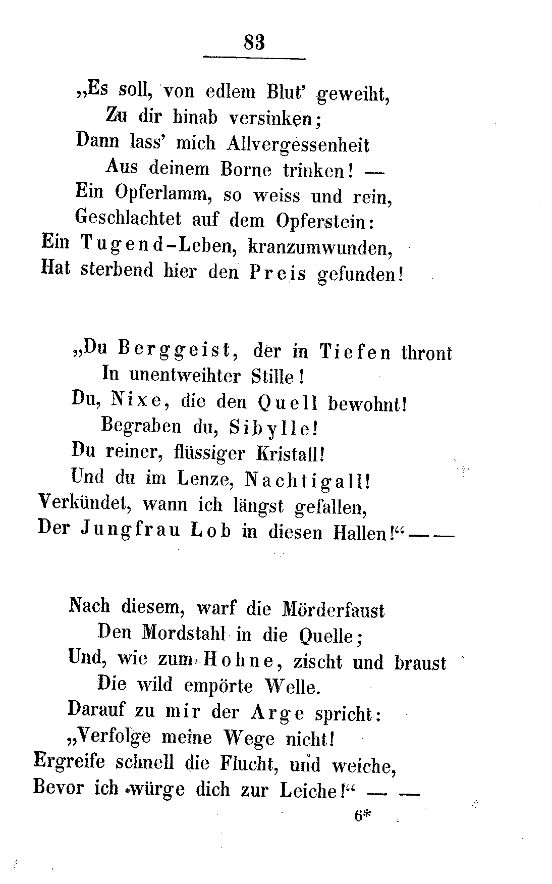 gefallen auf amharic