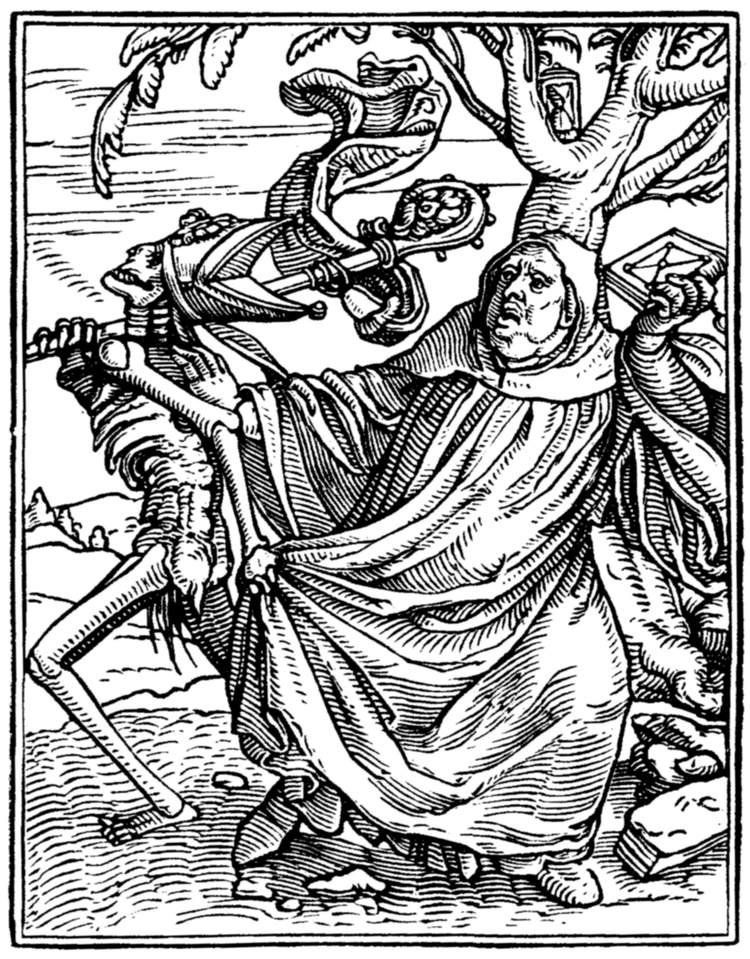 The project gutenberg ebook of the dance of death by hans holbein the abbot fandeluxe Images