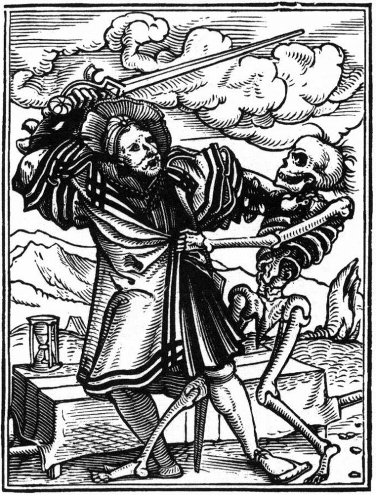 The project gutenberg ebook of the dance of death by hans holbein the nobleman fandeluxe Images