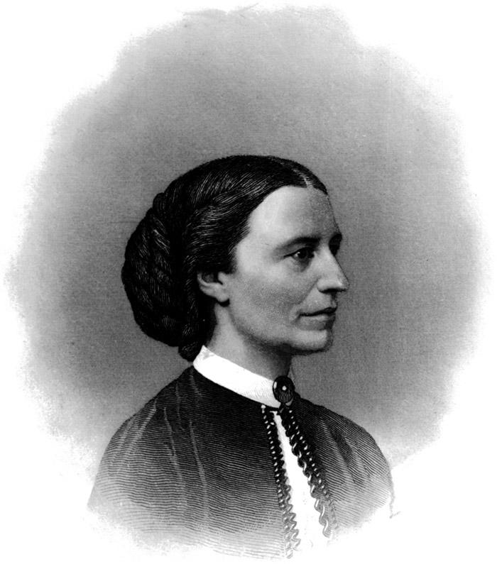 Miss Clara H. Barton