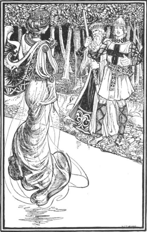 The Project Gutenberg eBook of King Arthur And His Knights