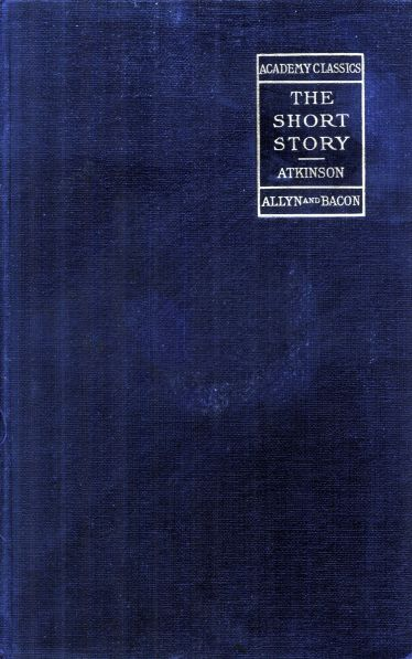 The Project Gutenberg Ebook Of The Short Story By W Patterson