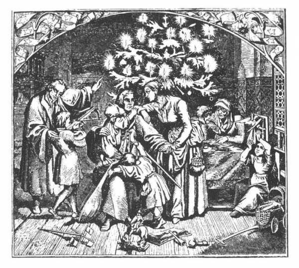 The Project Gutenberg eBook of Christmas: Its Origin and ...