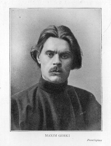 The Project Gutenberg Ebook Of Maxim Gorki By Hans Ostwald