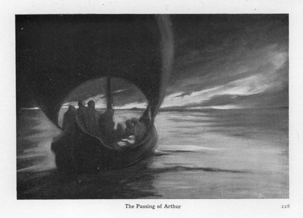 The Project Gutenberg eBook of Stories of King Arthur and