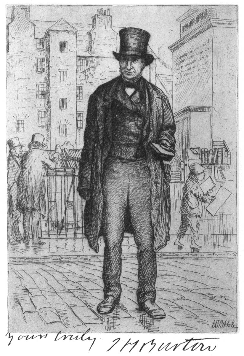 The project gutenberg ebook of the book hunter by john hill burton the book hunter fandeluxe Choice Image