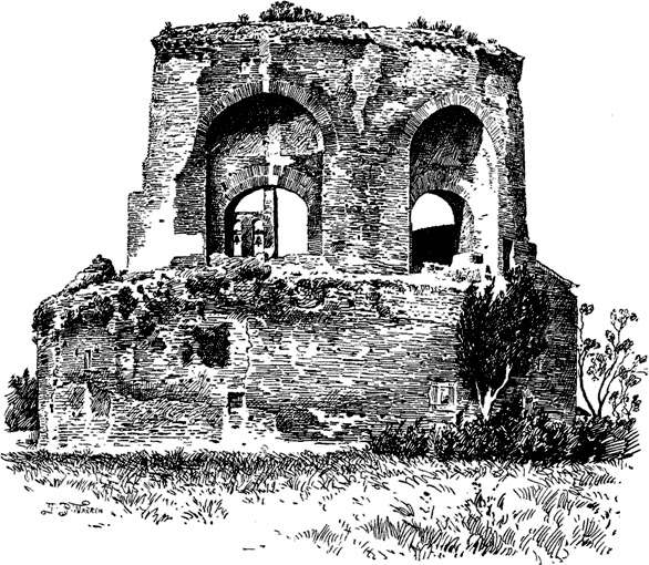 The Project Gutenberg eBook of Pagan and Christian Rome, by