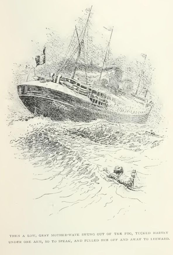 The Project Gutenberg EBook Of Captains Courageous By Rudyard Kipling