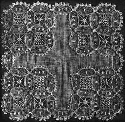 Honiton Lace For Sale Doily of Quot Ideal Honiton Quot Lace