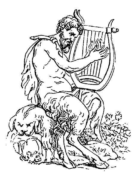 A Satyr