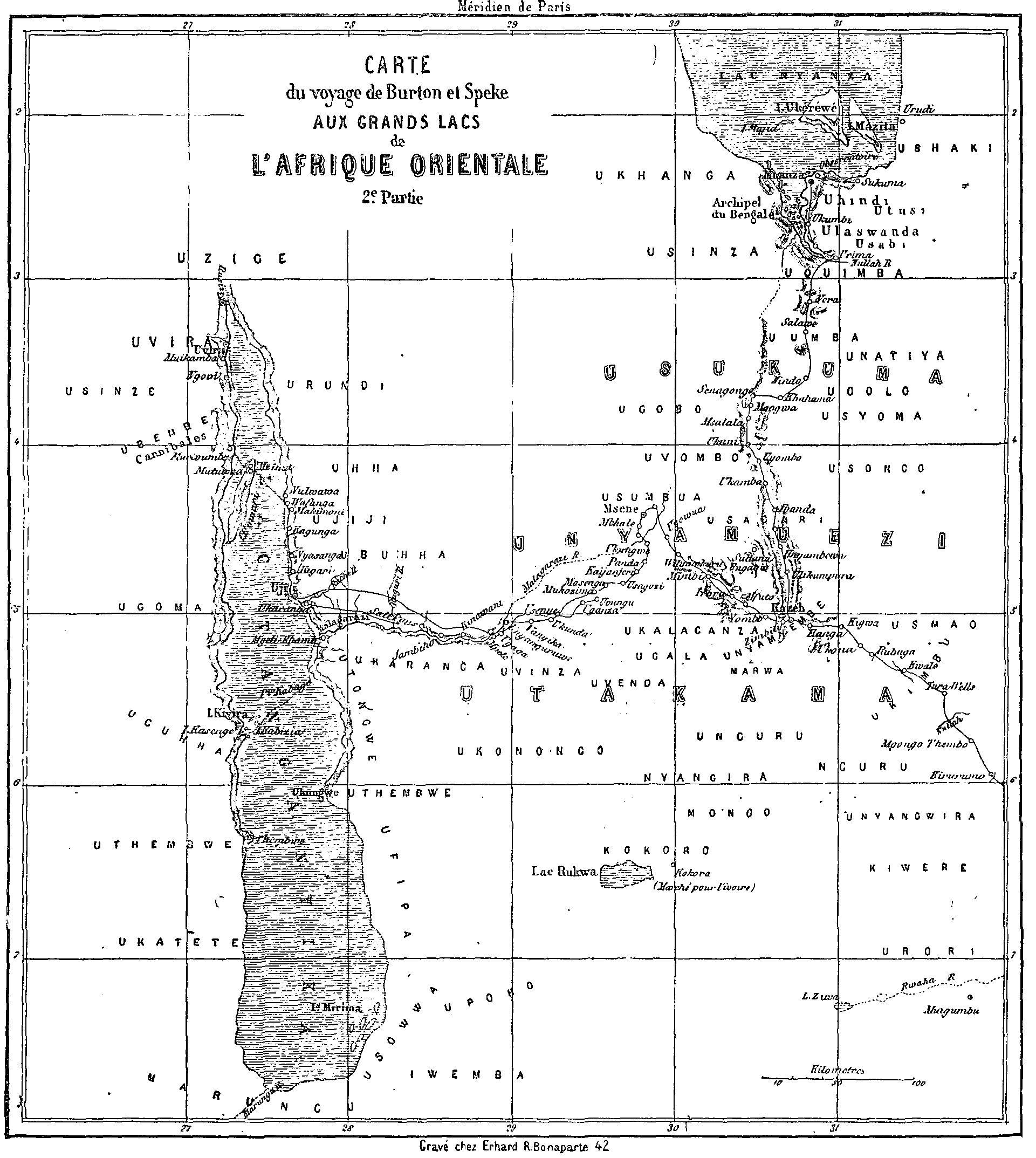 abyssinie carte géographique