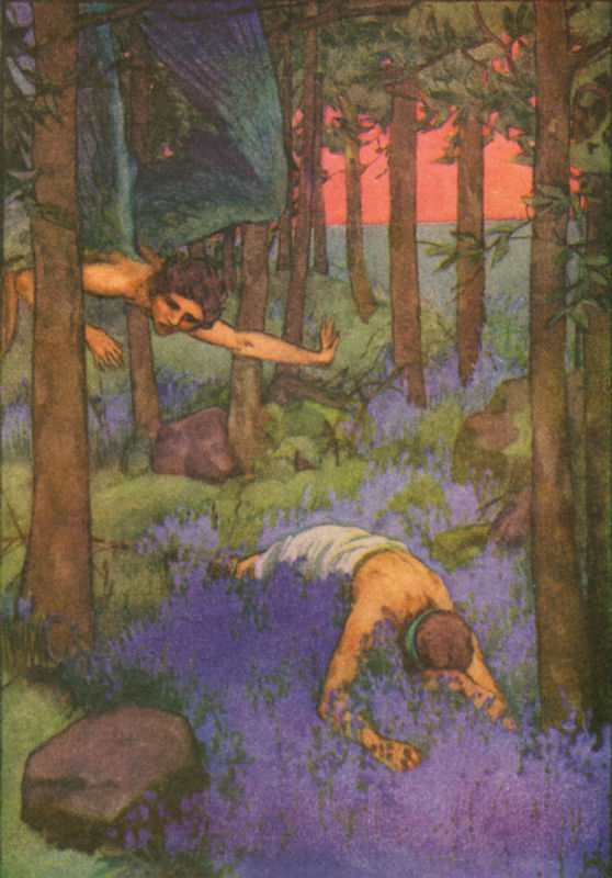 The Project Gutenberg eBook of A Book of Myths, by Jean Lang