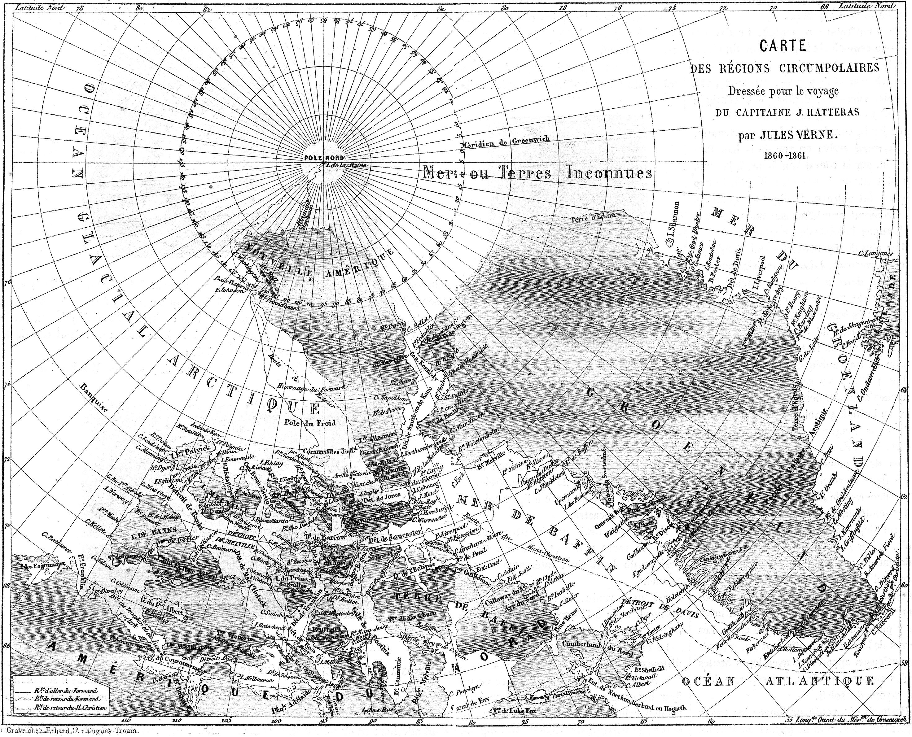 The Project Gutenberg e-Book of The English at the North Pole, by ...