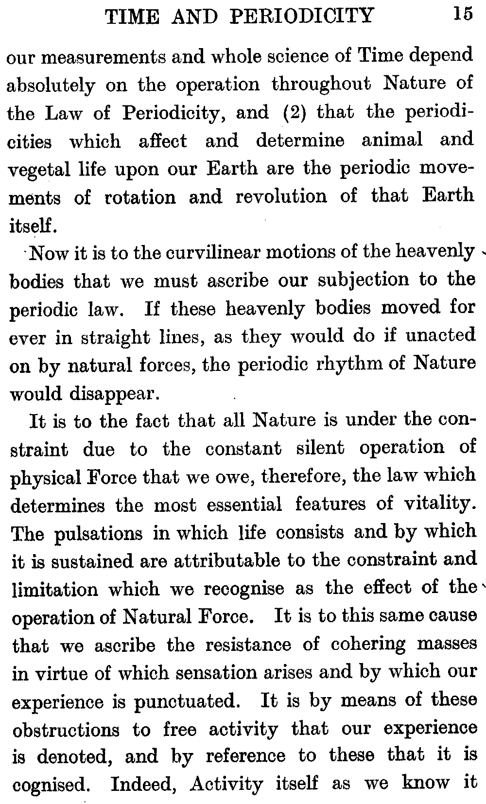science in service of mankind essay