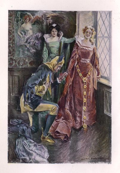 The Project Gutenberg Ebook Of Under The Rose By Frederic Stewart Isham