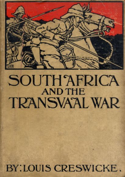 The project gutenberg ebook of south africa and the transvaal war by front cover south africa and the transvaal war fandeluxe Images