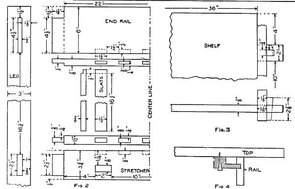 library table plans