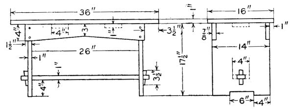 Piano Bench Instructions