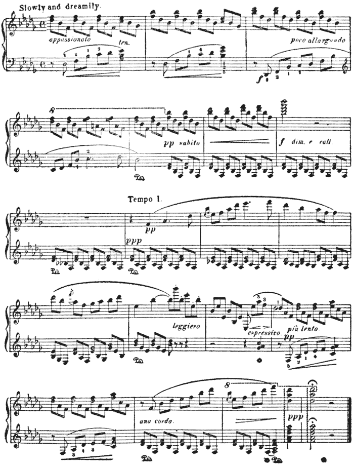 All Music Chords indian music sheet : The Project Gutenberg eBook of Contemporary American Composers, by ...