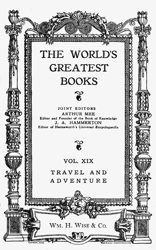 The project gutenberg ebook of the worlds greatest books volume 19 title page fandeluxe Choice Image