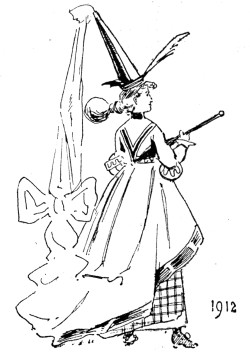 the project gutenberg ebook of the strand volume 5 issue 30 june Fat Lady in Pink Lady Jacket a further glance at the costume for the swells between 1902 and 1912 reveals the existence of an entirely novel adjunct to male attire