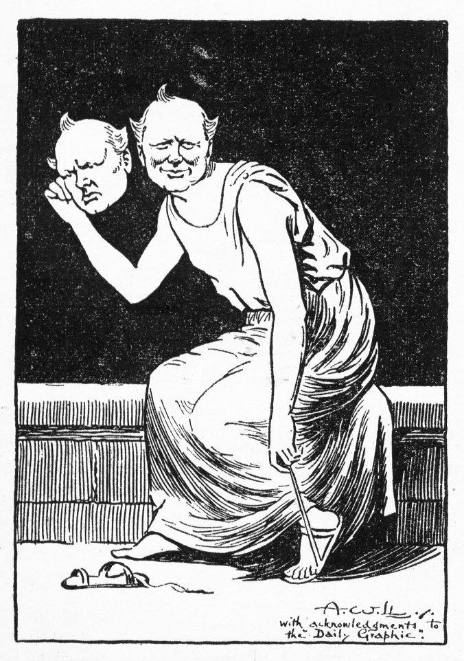 punch may 6 1914 Arm Veins Black essence of parliament