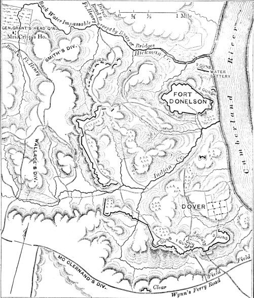 The Project Gutenberg Ebook Of From Fort Henry To Corinth By M F