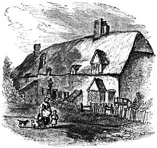A cottage.