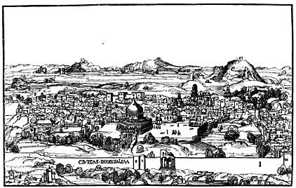 A city overview.