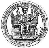 A royal seal.