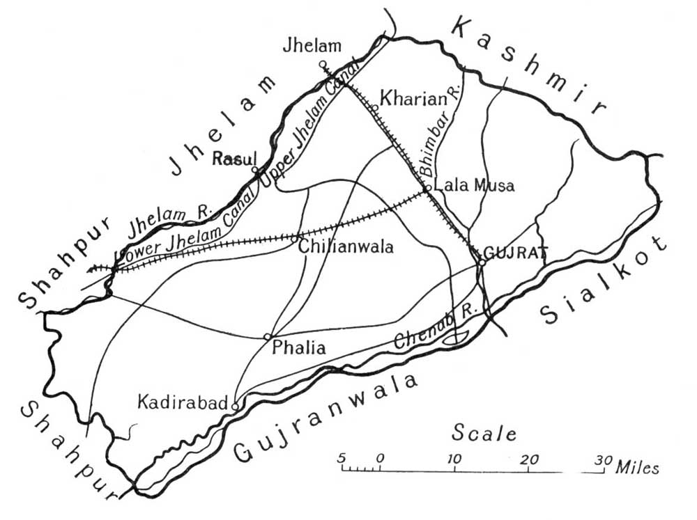 The Project Gutenberg Ebook Of The Panjab North West Frontier