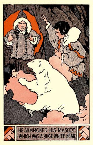 Hung And Handsome Eskimo