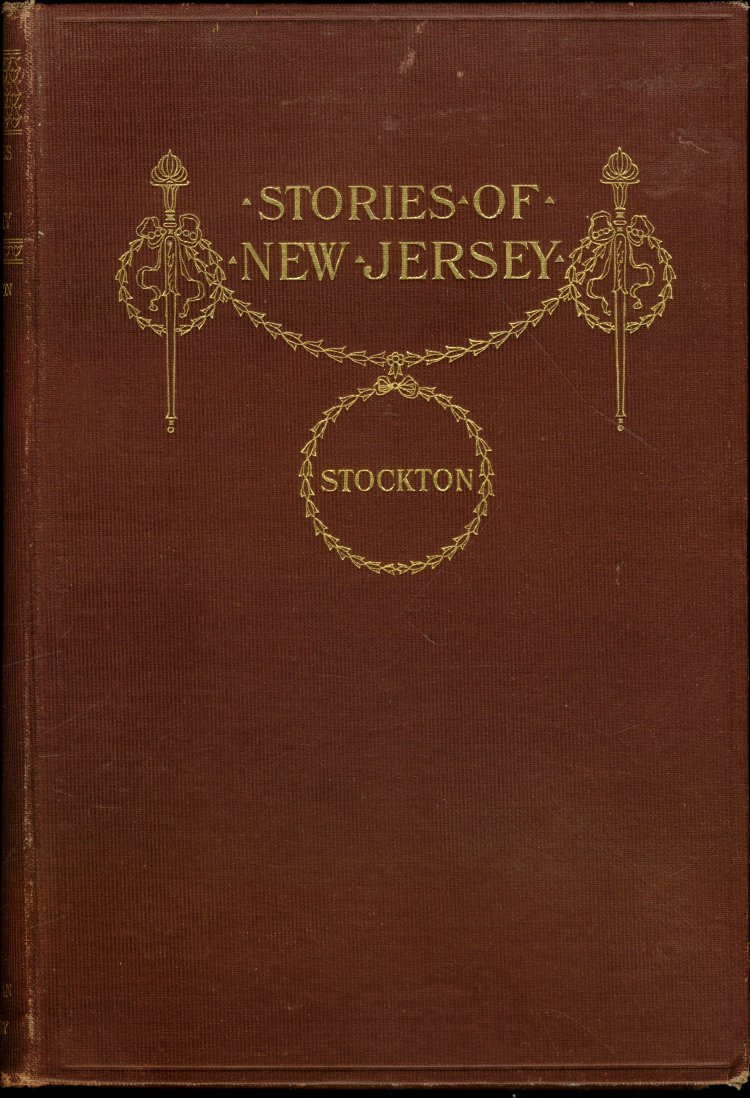 The Project Gutenberg eBook of Stories of New Jersey, by Frank ...
