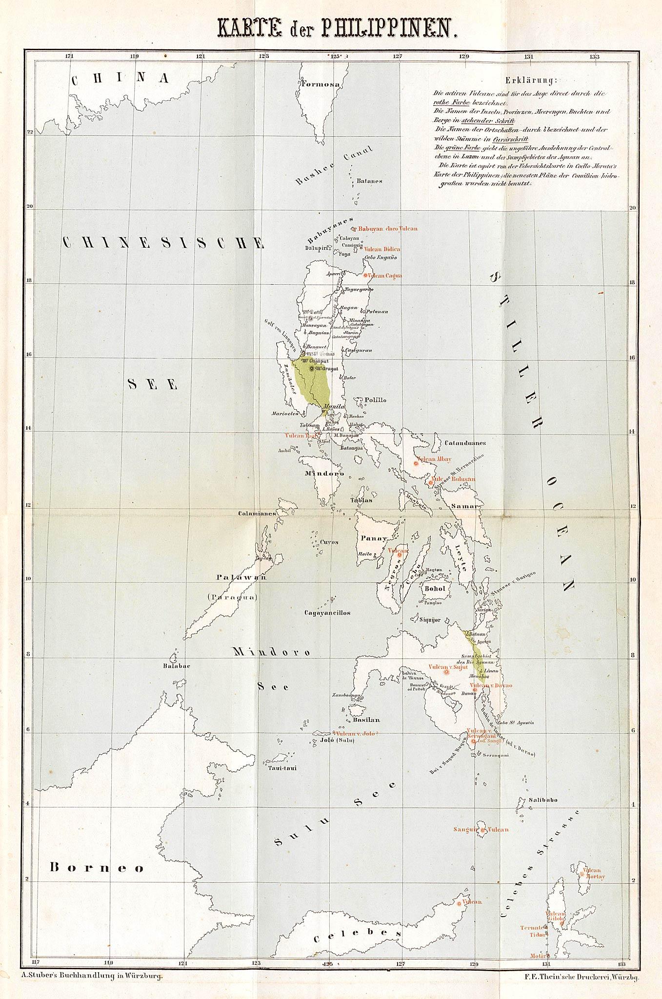 Die Philippinen und ihre Bewohner: Sechs Skizzen
