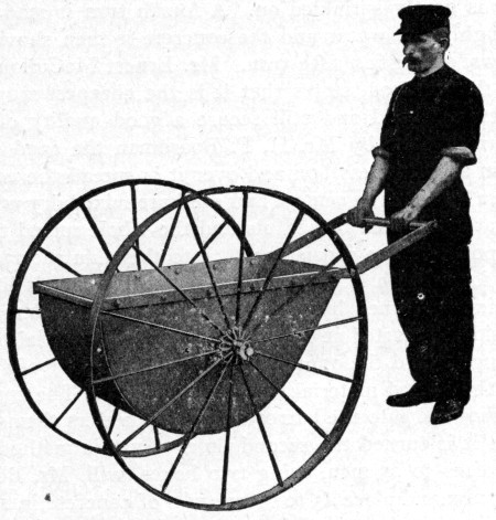 the project gutenberg ebook of concrete construction by gillette 700 HP 496 Engine Build fig 12 two wheeled ransome cart for hauling concrete