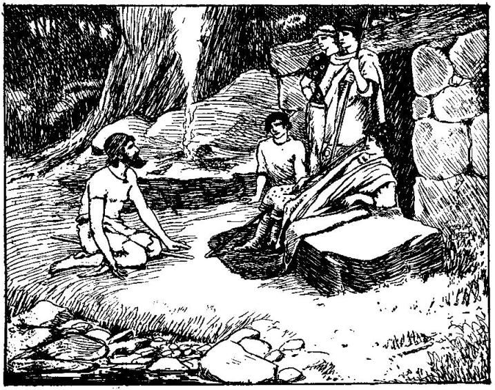 The Project Gutenberg E Book Of Odysseus The Hero Of Ithaca By