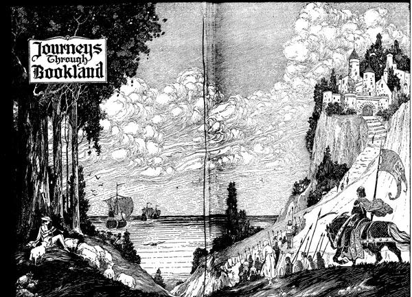 The Project Gutenberg eBook of Journeys Through Bookland