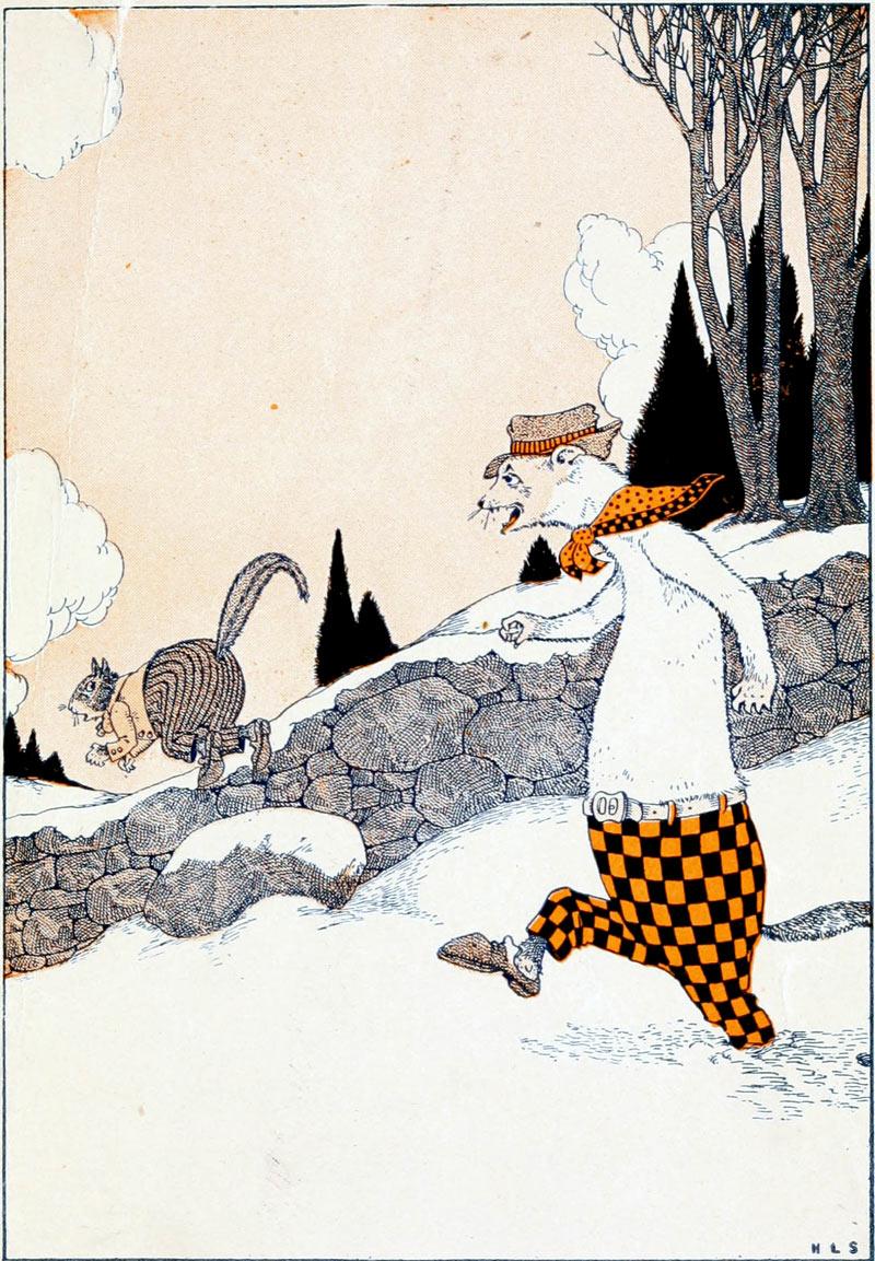 The Project Gutenberg eBook of The Tale Of Grumpy Weasel, by Arthur ...