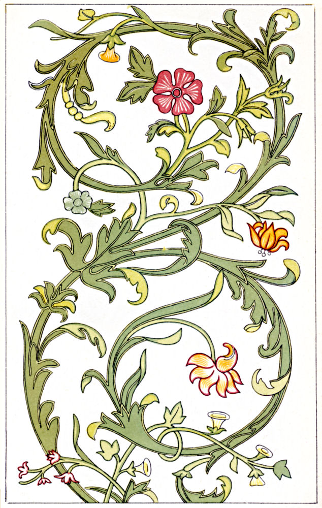 The Project Gutenberg Ebook Of Handbook Of Embroidery By L Higgin